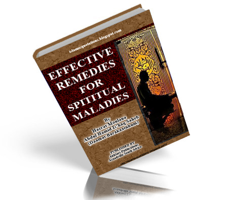 Effective Remedies For Spiritual Maladies