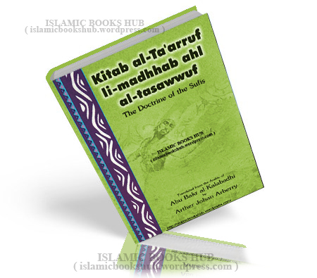 The Doctrine Of The Sufis ByAbuBakrAl-Kalabadhi
