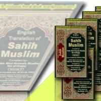 English Translation of Sahih Muslim ( HADITH BOOK )