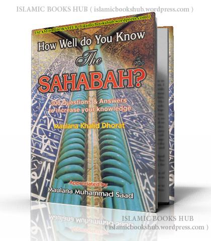 Hayatus Sahaba Book
